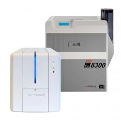 Настольные карточные принтеры