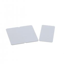 Белые пустые карты 3TAG из ПВХ